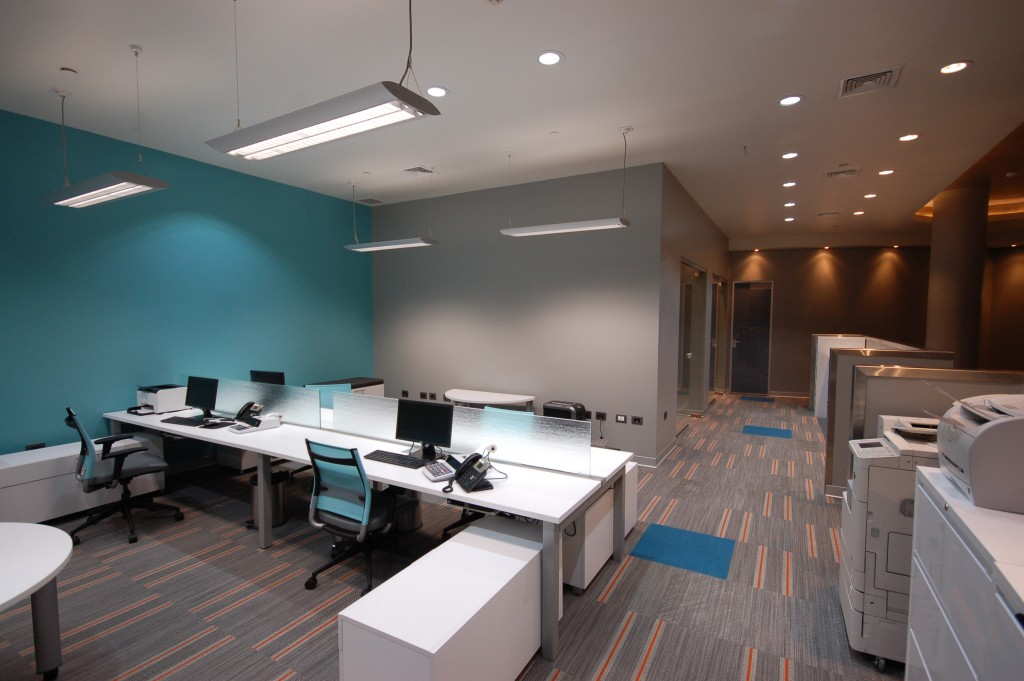 Gulf City Administration Offices Tangyuk Lighting Co