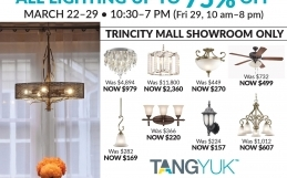Trincity Mall Showroom SALE