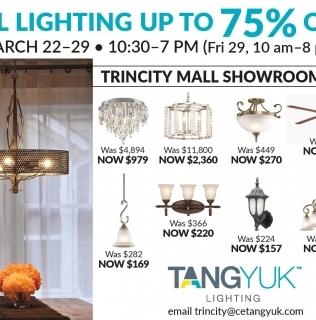 Trincity Mall Showroom SALE